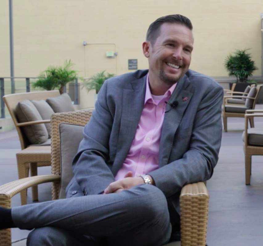 Clay Dover at 2015 Marketing Executives Group (MEG) conference |  Foodable Network