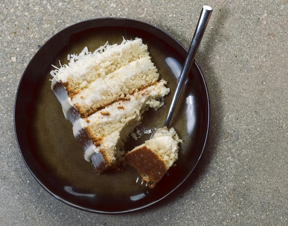 Coconut Cake    |Photo Credit: Juan Fernando Ayora