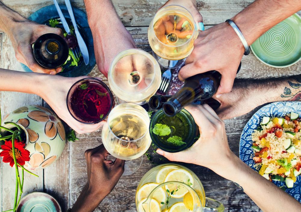 Beverages found in restaurants