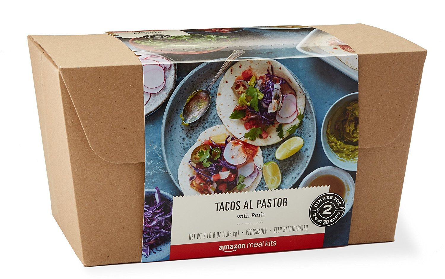 Meal kit packaging | Amazon