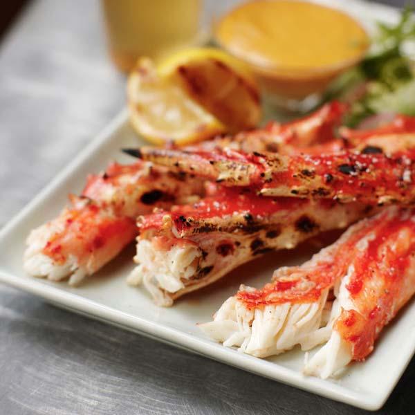 Alaskan King Crab | Photo by  Alaskan Seafood