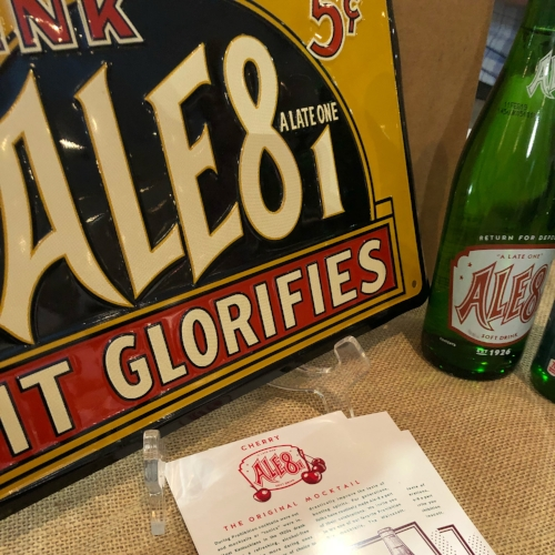 Ale-8-One AT THE 2018 SUMMER FANCY FOOD SHOW |FOODABLE NETWORK