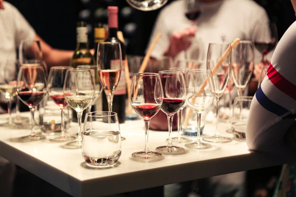 wine pairing class