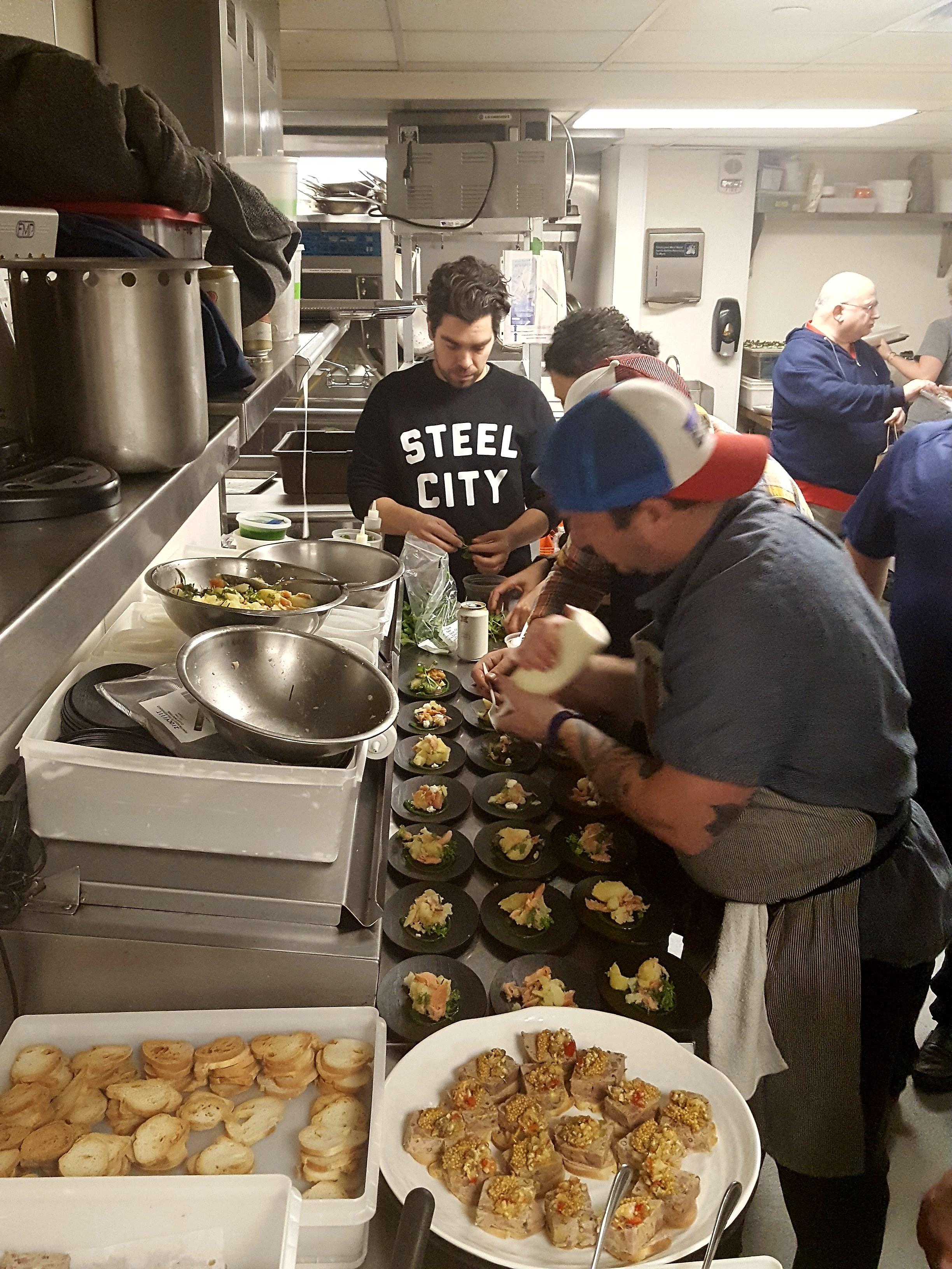 Chef Phill Milton |  Jim Berman