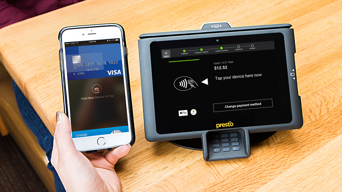 Watch out Ziosk, the Restaurant Tablet Company Presto Raises $30M