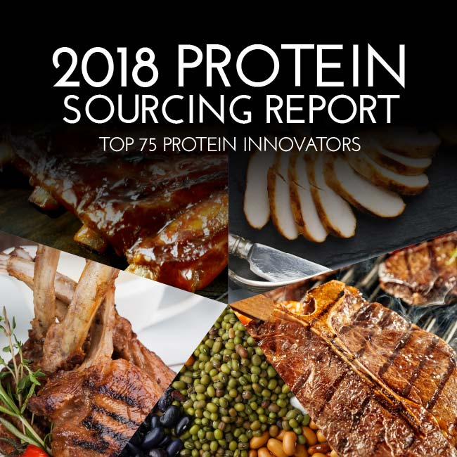 2018 Protein Sourcing REPORT
