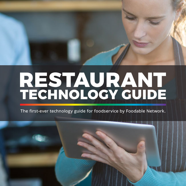 2016 Restaurant Technology Guide