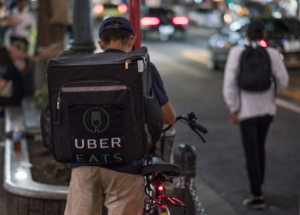 Uber Eats Data and Financials Have been Unveiled in Uber's