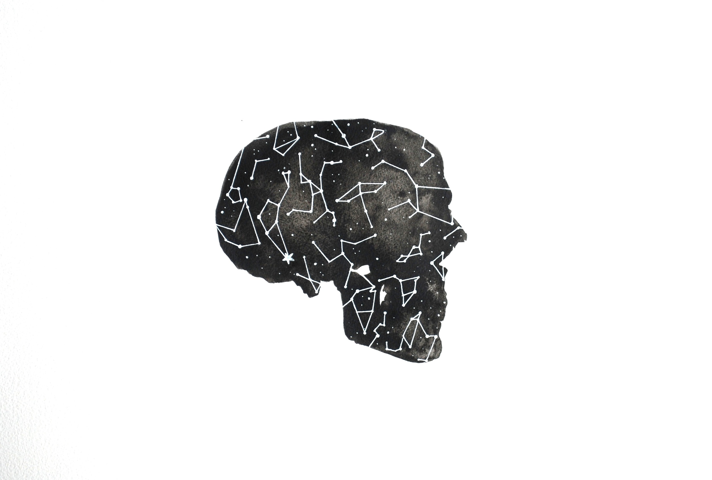 Untitled (constellations) Skull.JPG