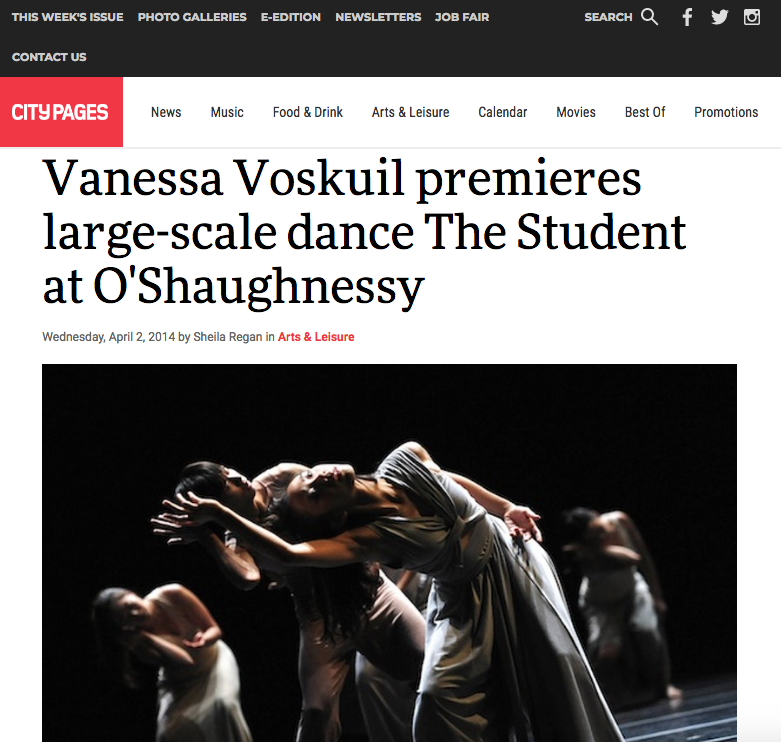 The Student, City Pages April 2, 2014.png