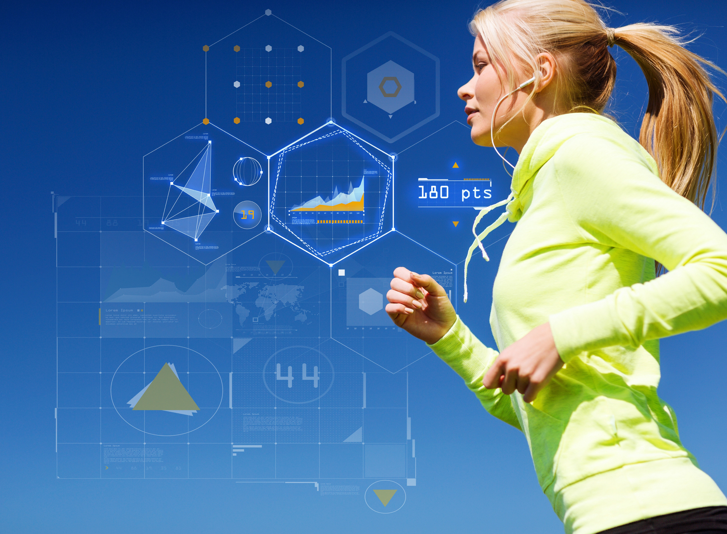 What data do you need most to help you stick with your workouts?