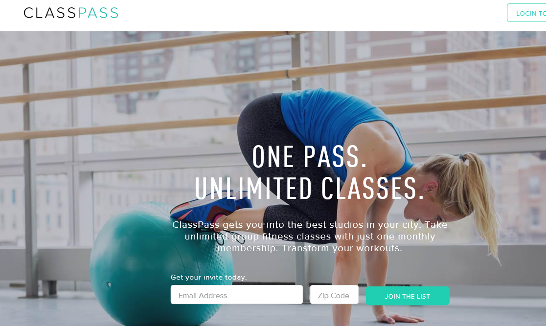 Some Known Factual Statements About Classpass Dc