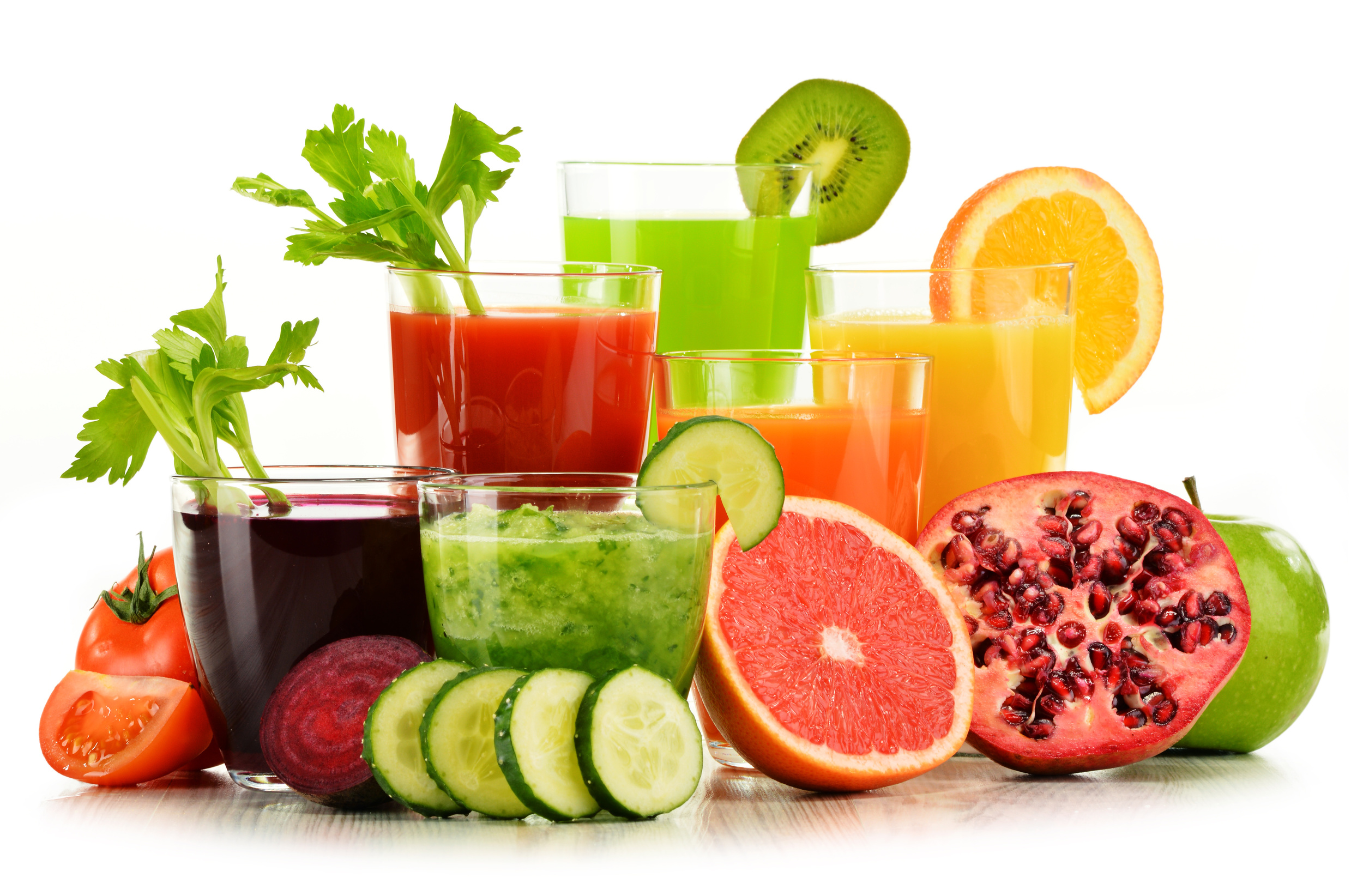 """More whole fruits and veggies? Great! """"Detoxing"""" your way to health? Not so great."""