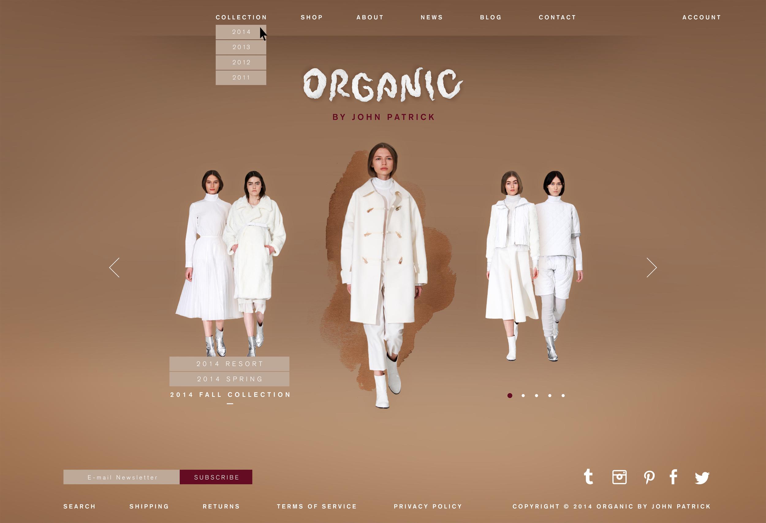 organichomepage