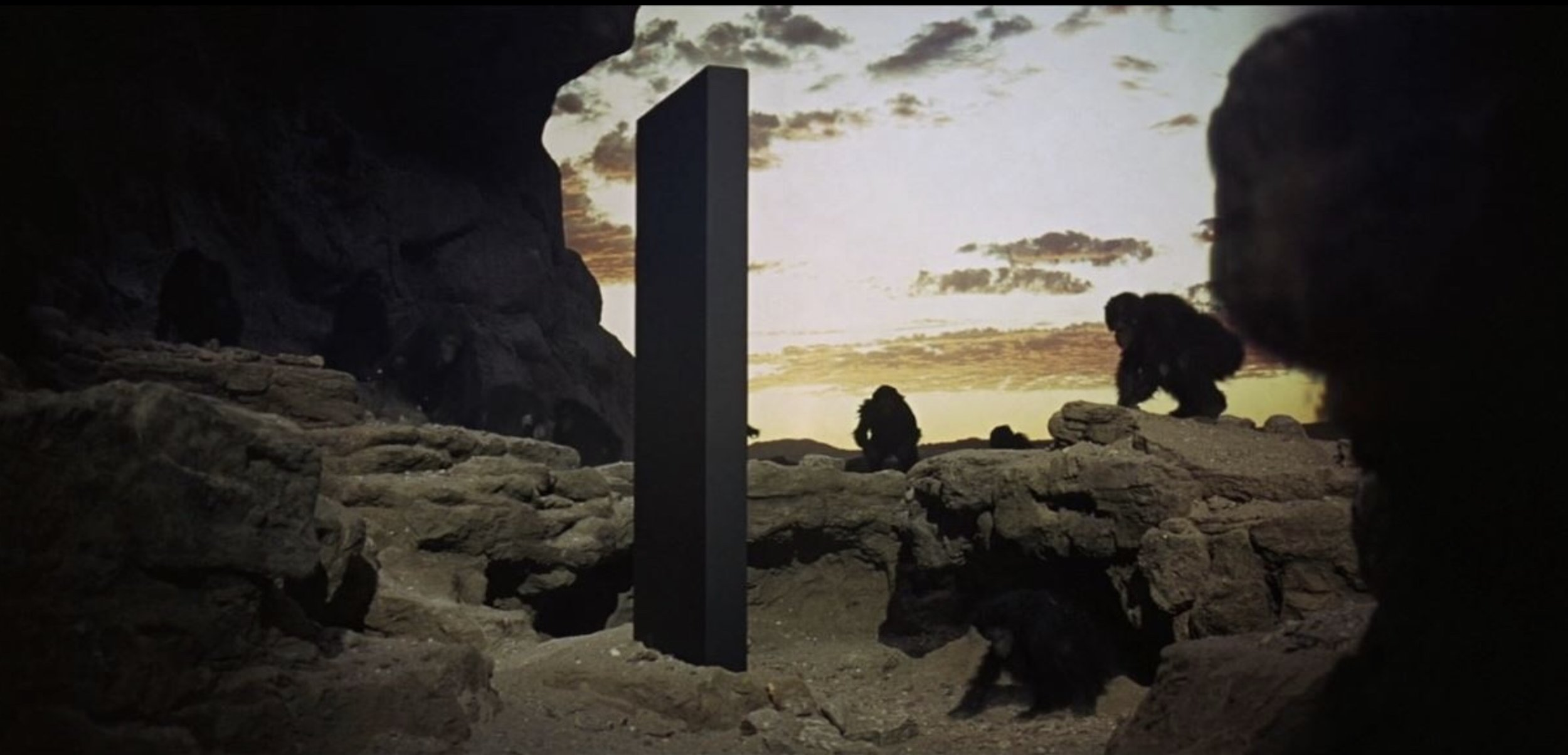 2001: A Space Odyssey (1968) MGM / Stanley Kubrick Productions