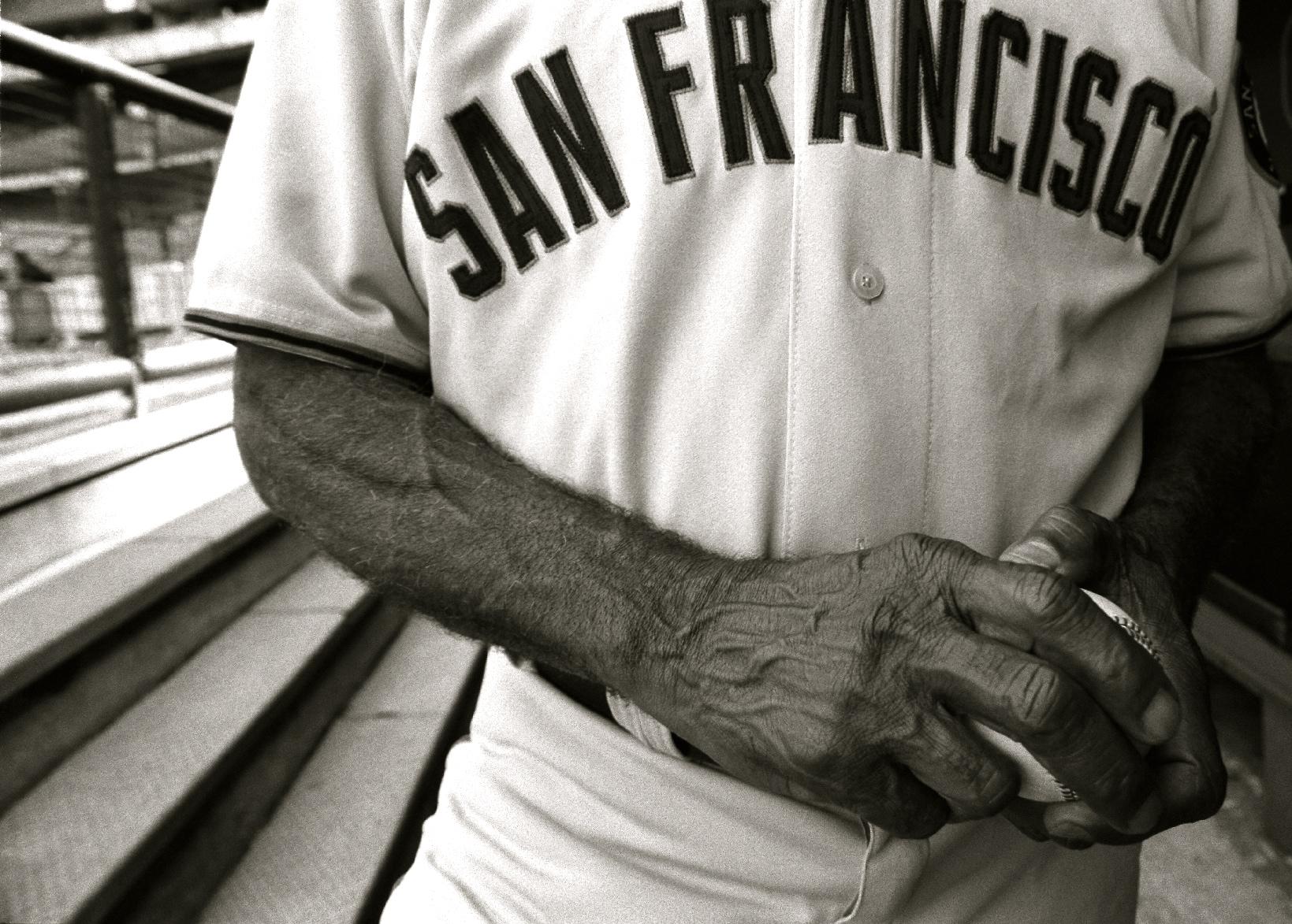 Felipe Alou, San Francisco Giants