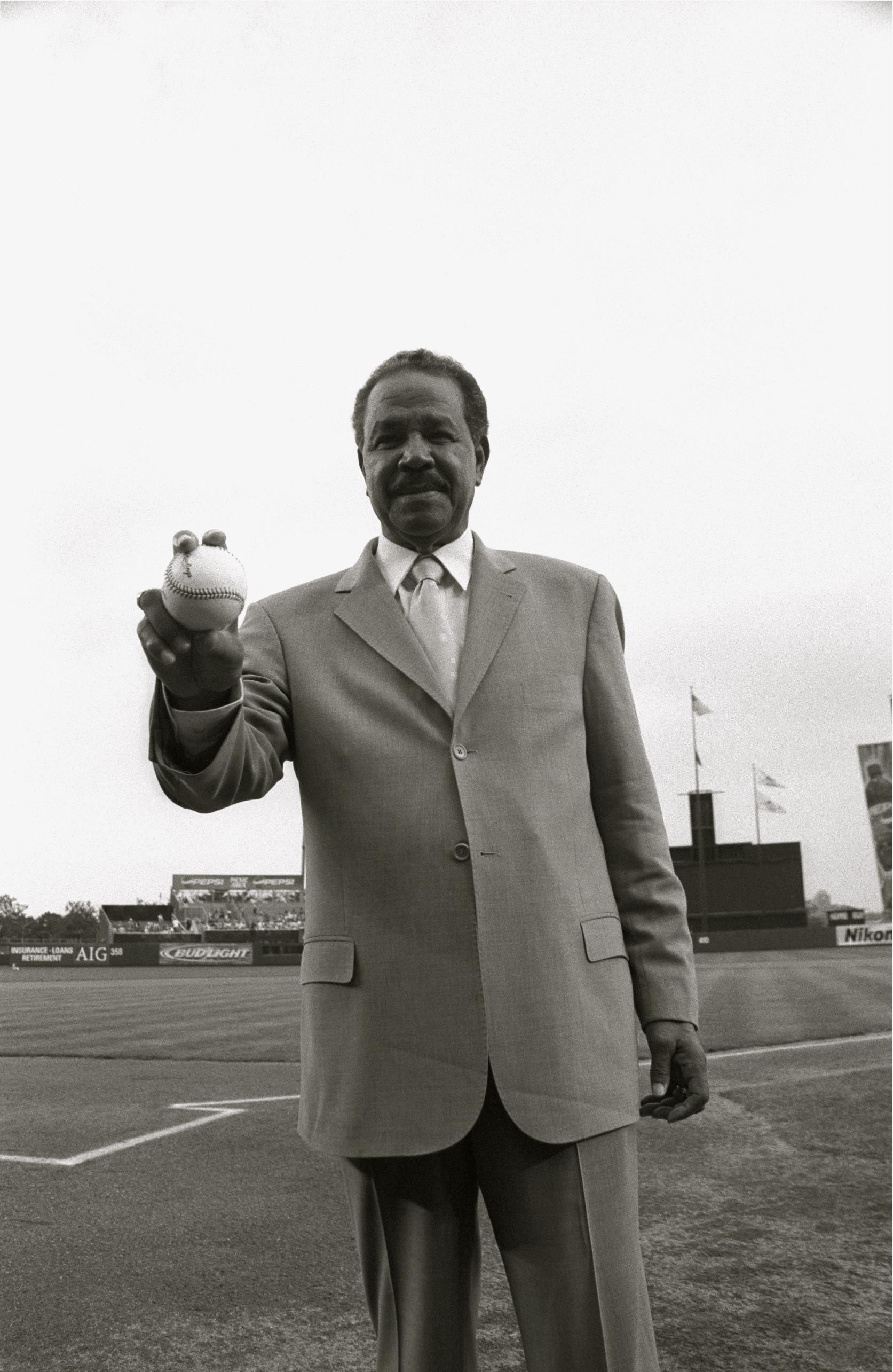 Baseball Hall of Famer, Juan Marichal