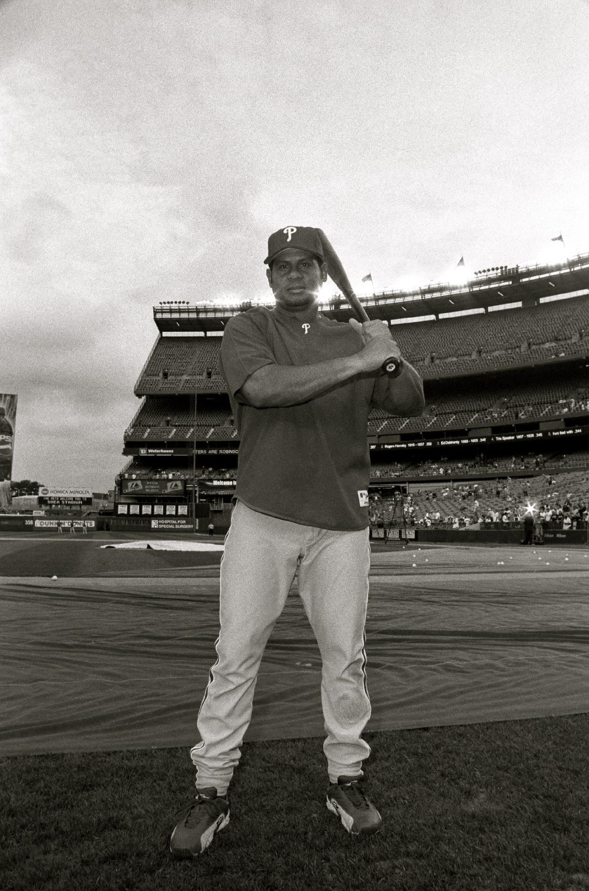 Bobby Abreu, Philadelphia Phillies