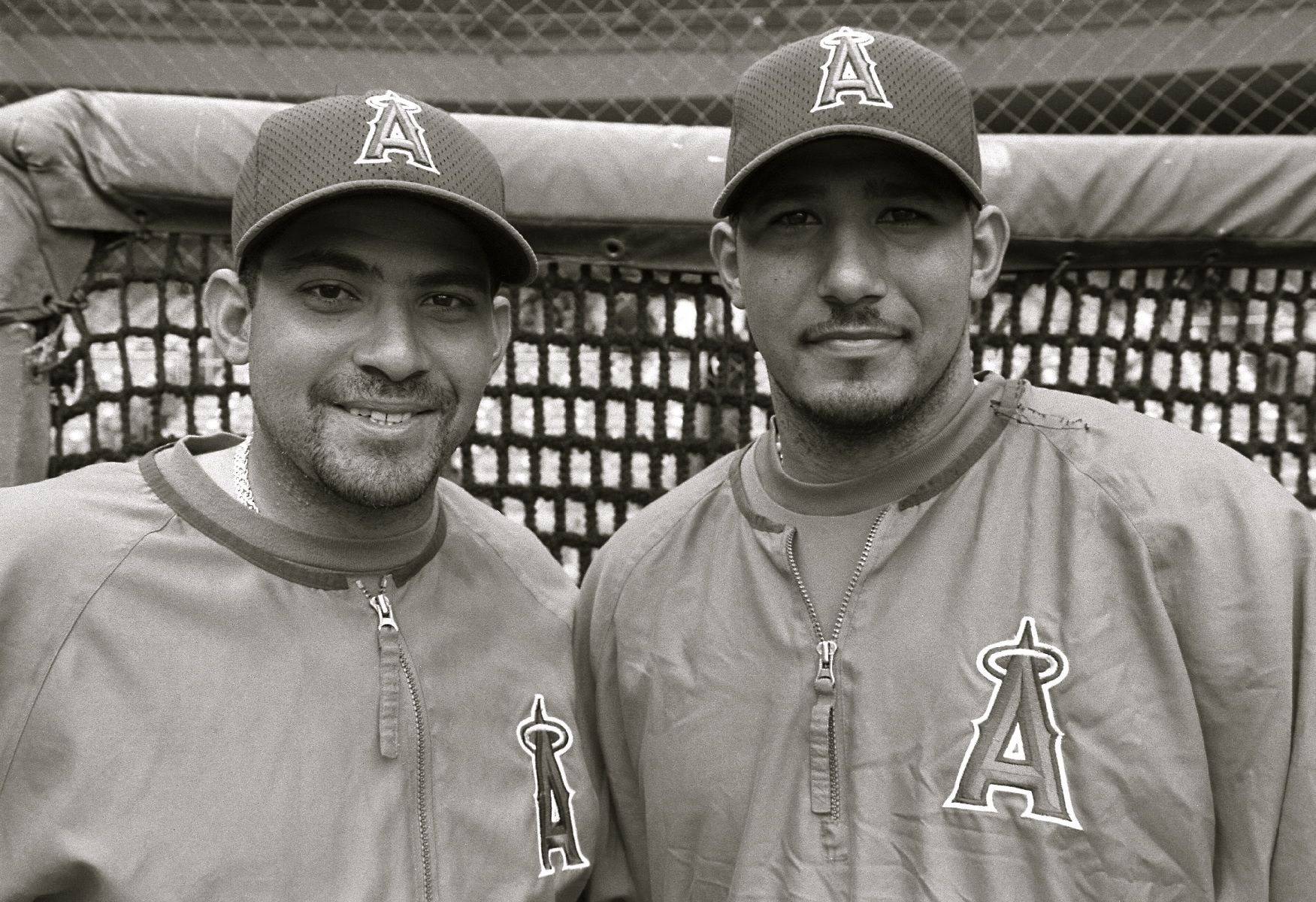 Bengie and José Molina, brothers and catchers