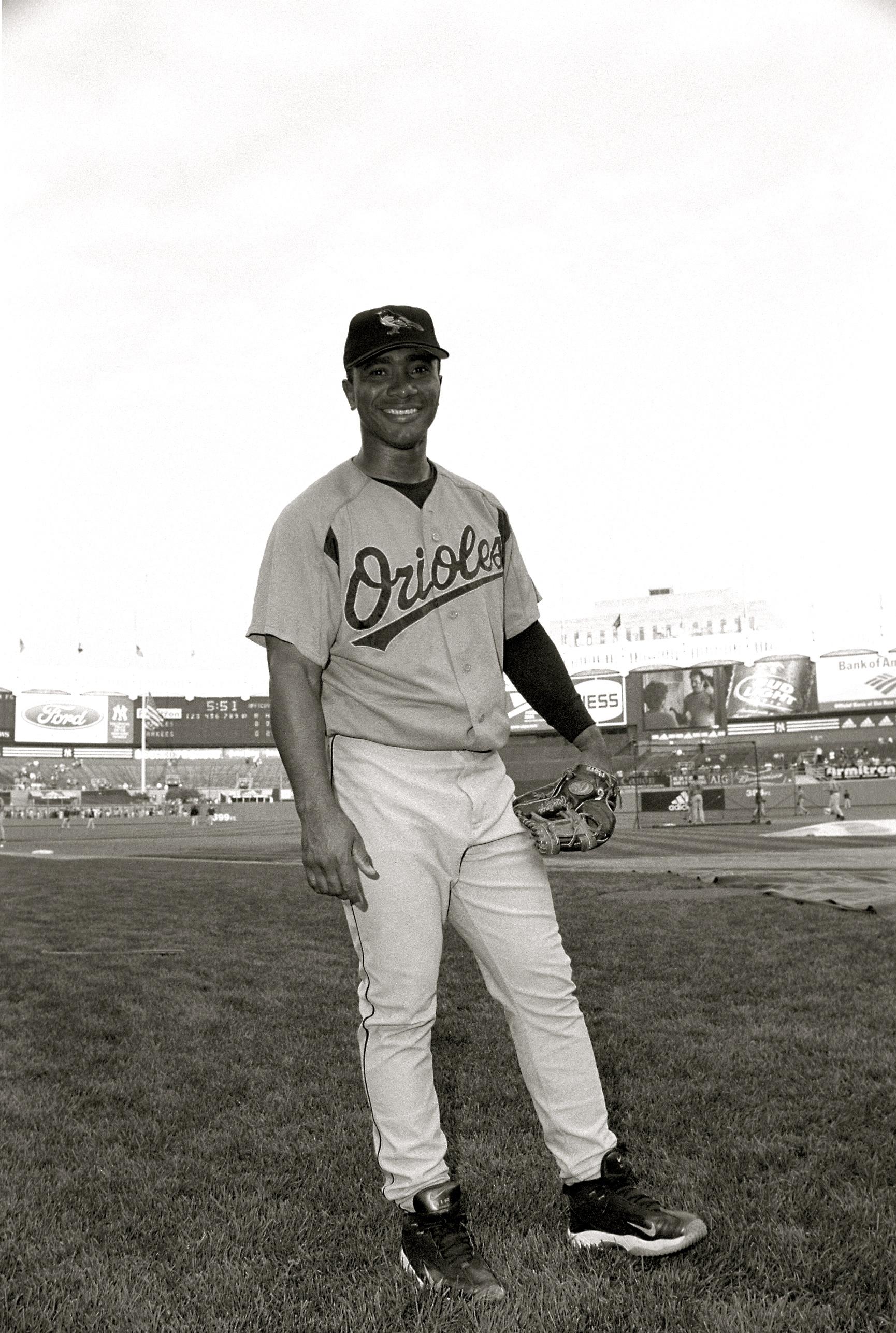 Melvin Mora, Baltimore Orioles