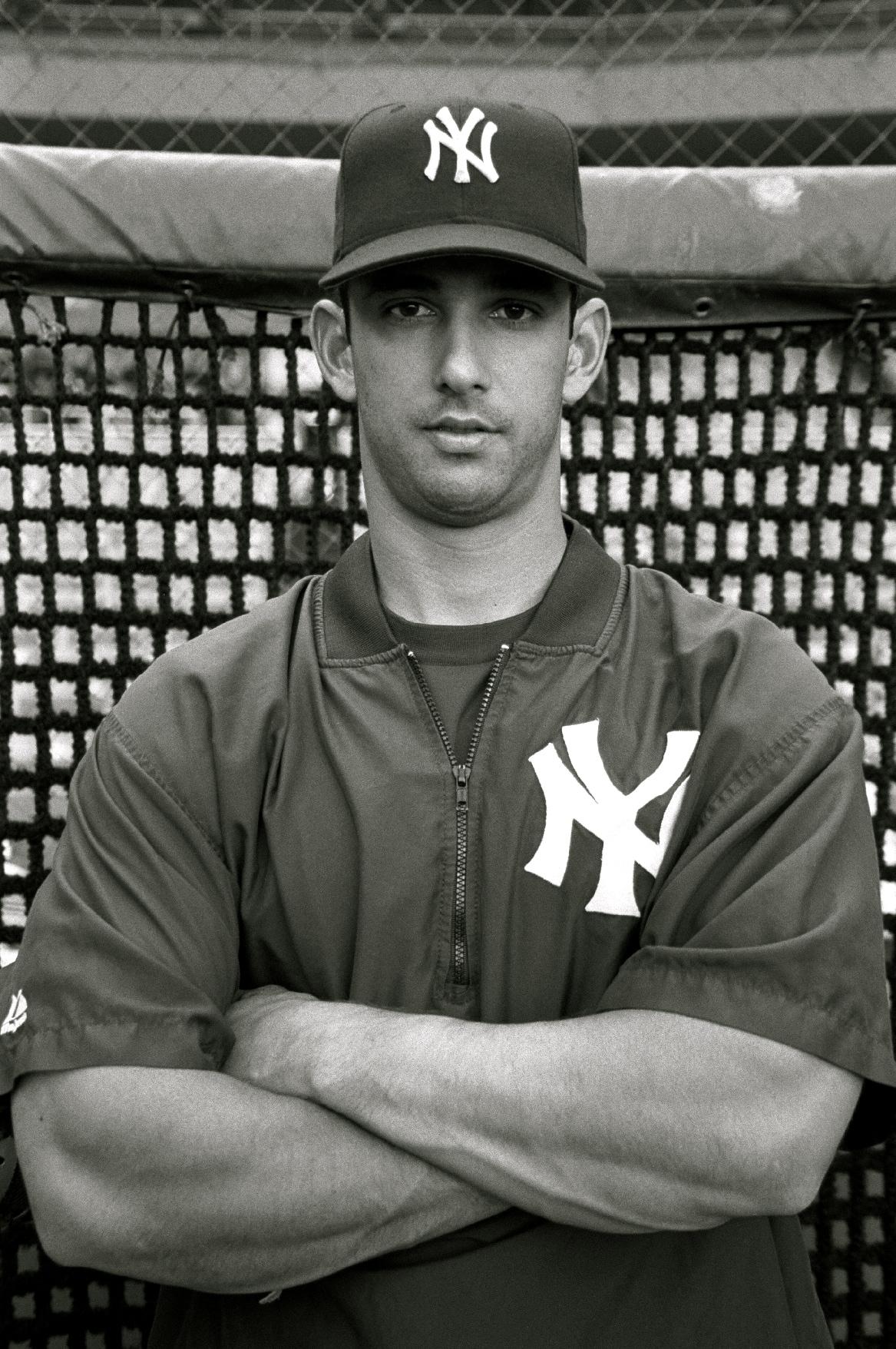 Jorge Posada, The New York Yankees