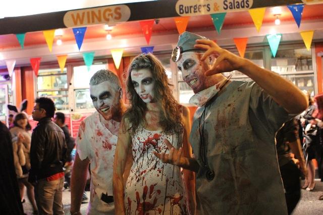 Zombies. ©2013 Rita Rivera