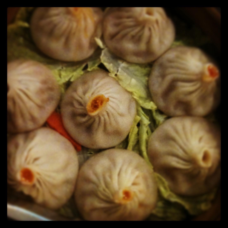 Soup Dumplings at Joe's Shanghai