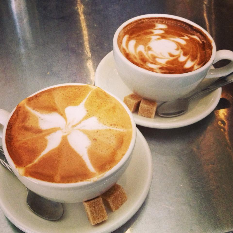 Sam's Latte Art