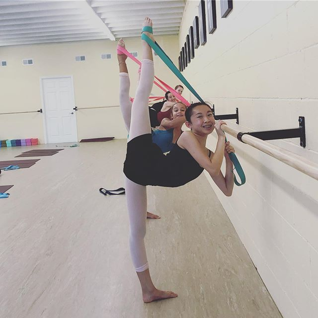 #flexibilityfriday
