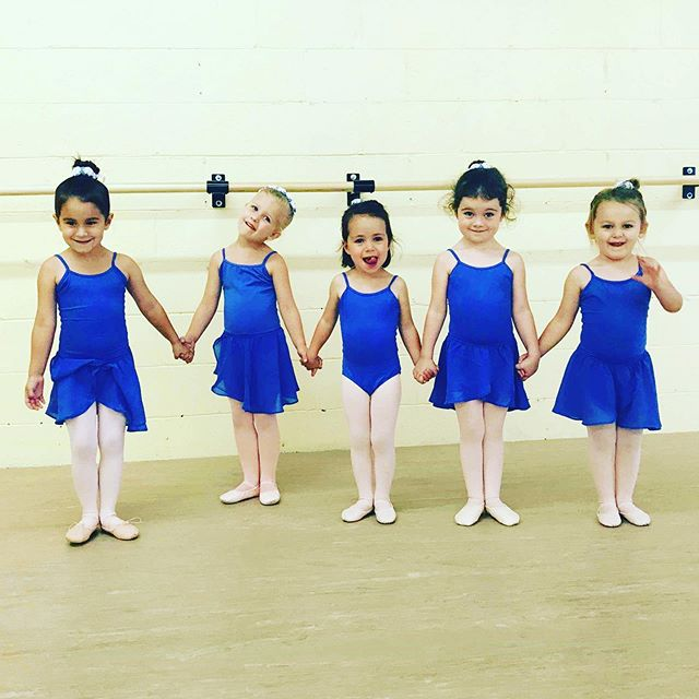 Look at these sweet baby ballerinas in Pre Ballet 1. Mrs. Patience does and incredible job with our youngest dancers. #babyballerina #yeahthatgreenville #simpsonvillesc #futureofdance