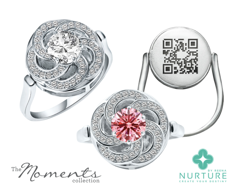 The Moments Collection, Nurture By Reena