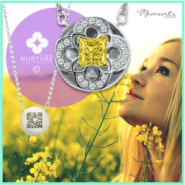 Cardamine pendant_MomentsCollection_NurtureByReena_Reena Ahluwalia_Lab-Grown Diamonds_Yellow Diamond.jpg