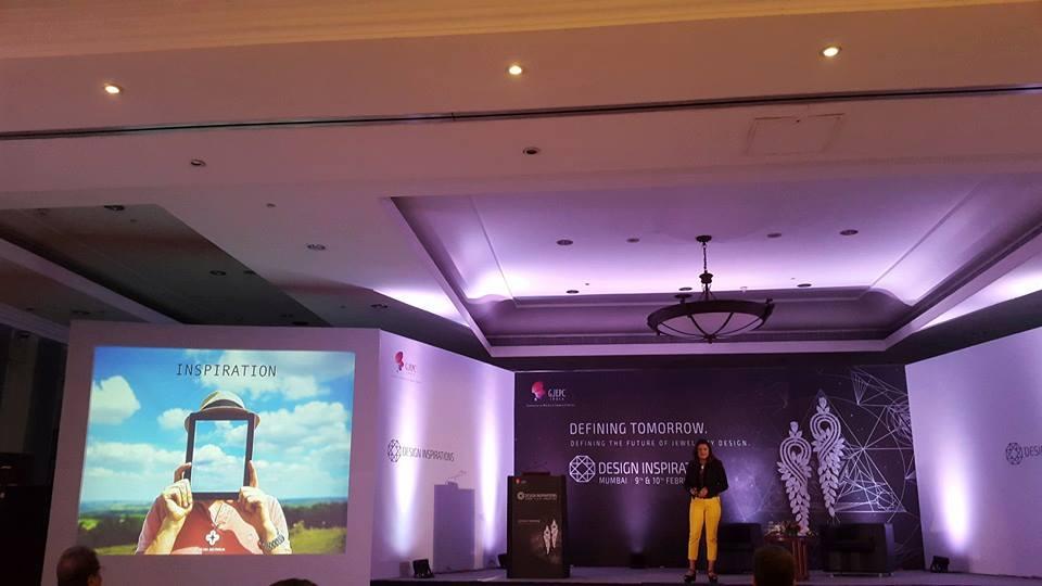 Reena Ahluwalia_Jewelry Designer_Design Inspirations_GJEPC_2016
