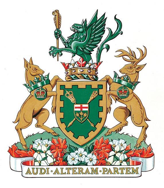 Ontario Legislature_reena Ahluwalia_Mace of Ontario