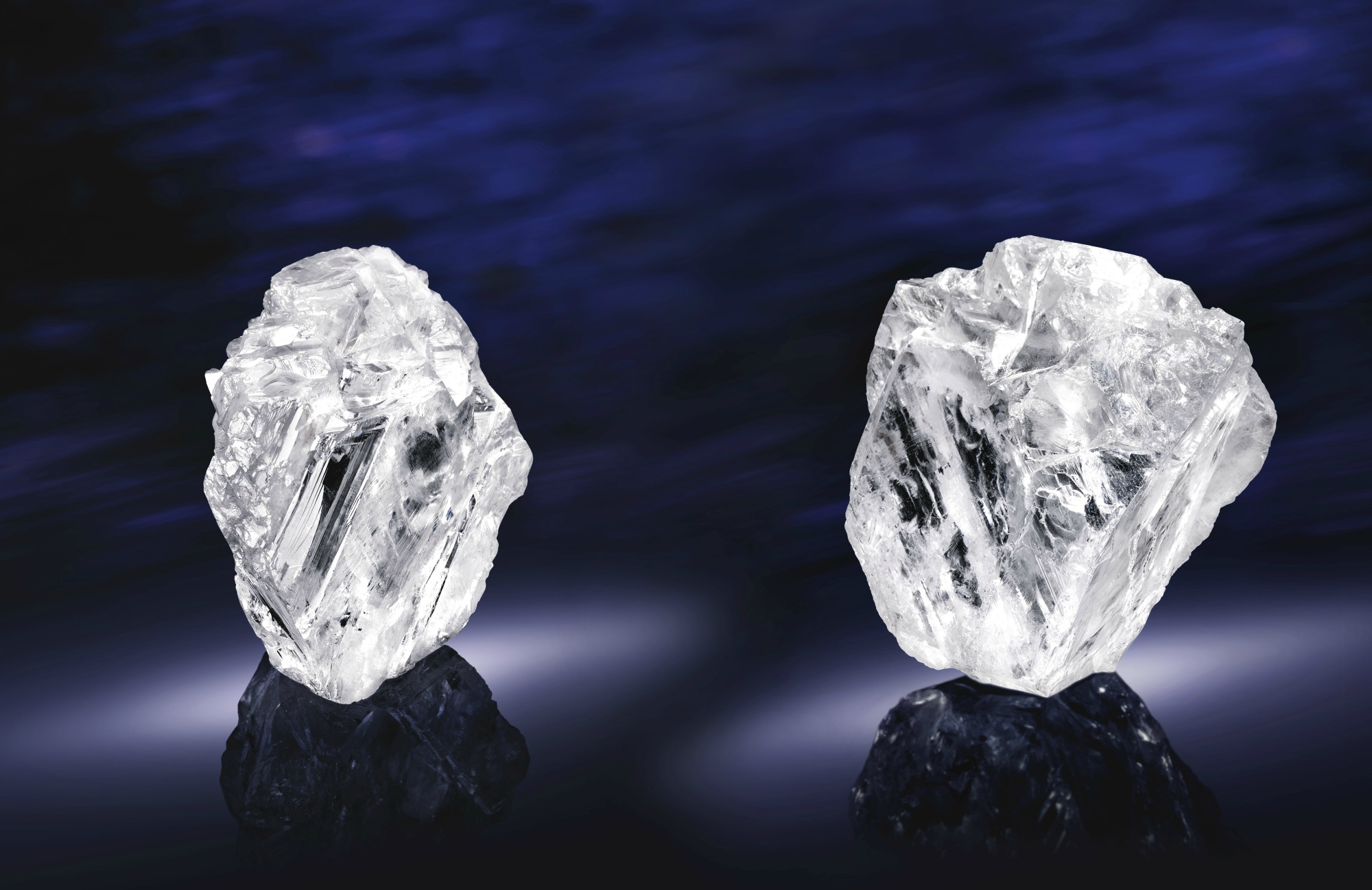 At 1111-carats, the Lesedi La Rona is world's second largest diamond ever discovered (as of 2018). Image: Lucara Diamonds