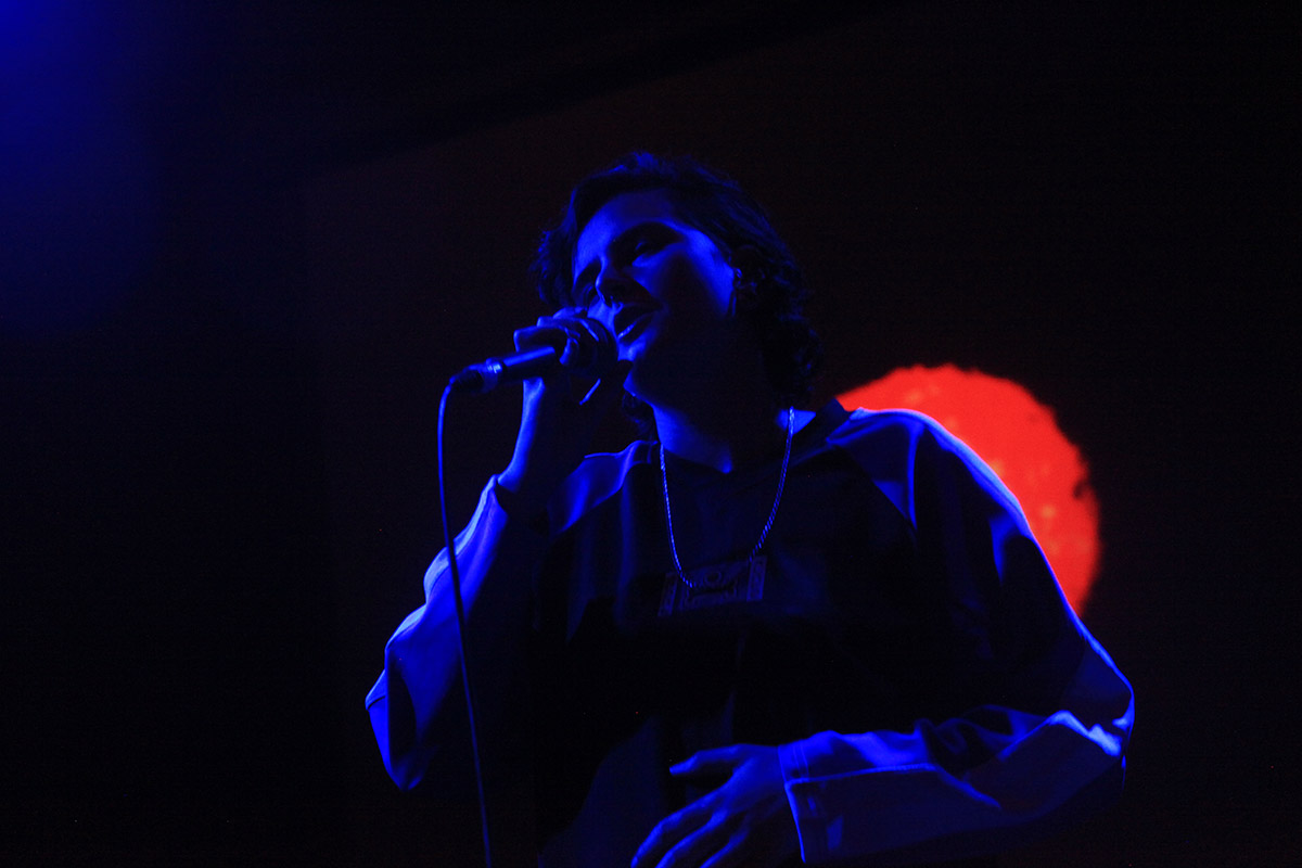 Mania Lowe at Oxford Art Factory