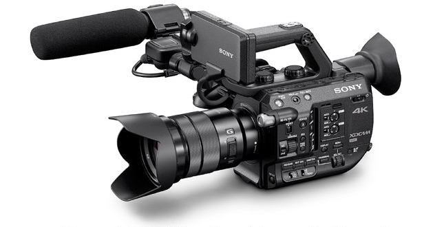 Sony FS5 4K Camera