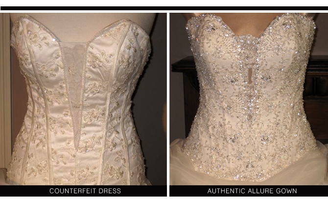 Everything you need to know about purchasing a wedding gown online - via Elie's Bridal Blog