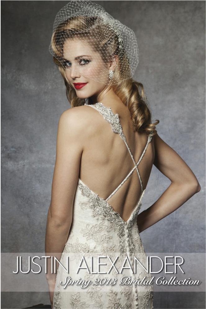 Justin Alexander Trunk Show - January 18-20 - Ellie's Bridal Boutique (Alexandria, VA)