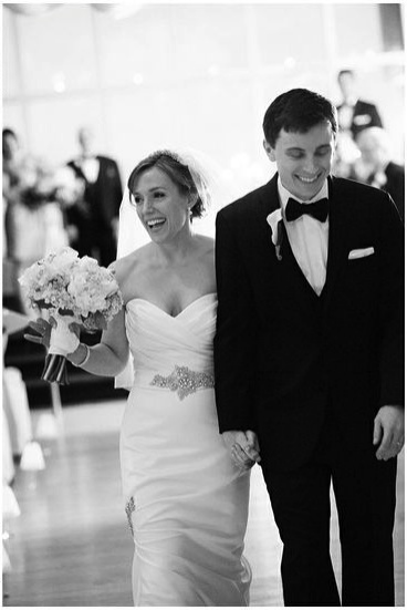 Sarah + Michael on January 11, 2014 ♥ Carrie Holbo Photography at the Tower Club at Tysons (Vienna, VA)
