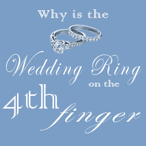 A MUST-READ if you are wearing a wedding or engagement ring - via Ellie's Bridal Blog