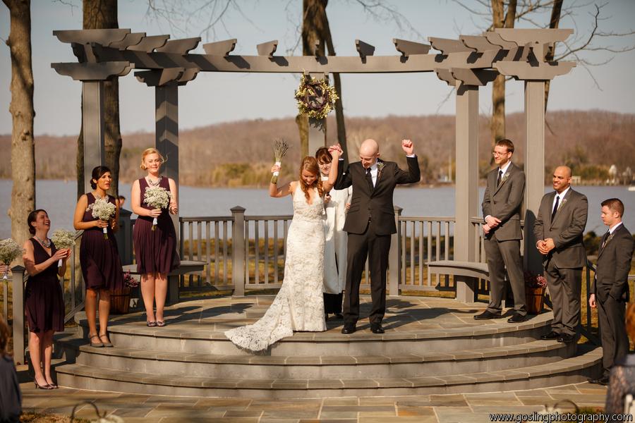 Alexandra + Jim on March 23, 2013♥ Stephen Gosling Photography at Osprey's Landing