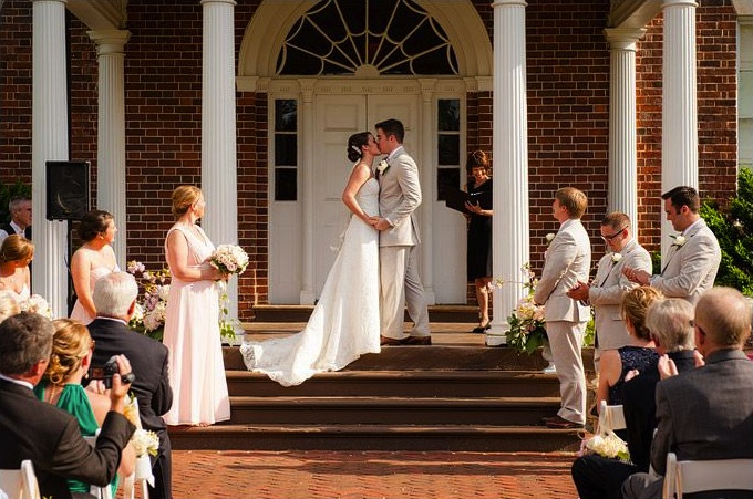 Lindsey + Andrew on May 17, 2014 ♥ Kelly Ewell Photography at Belmont Country Club (Ashburn, VA)