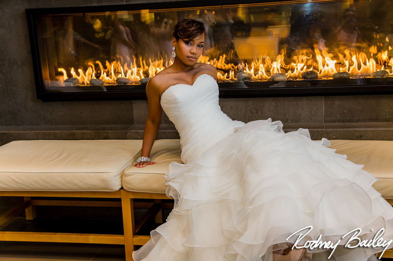 Christina + Jason on June 7, 2014 ♥ Photojournalism by Rodney Bailey at The Hotel at Arundel Preserve (Hanover, MD)