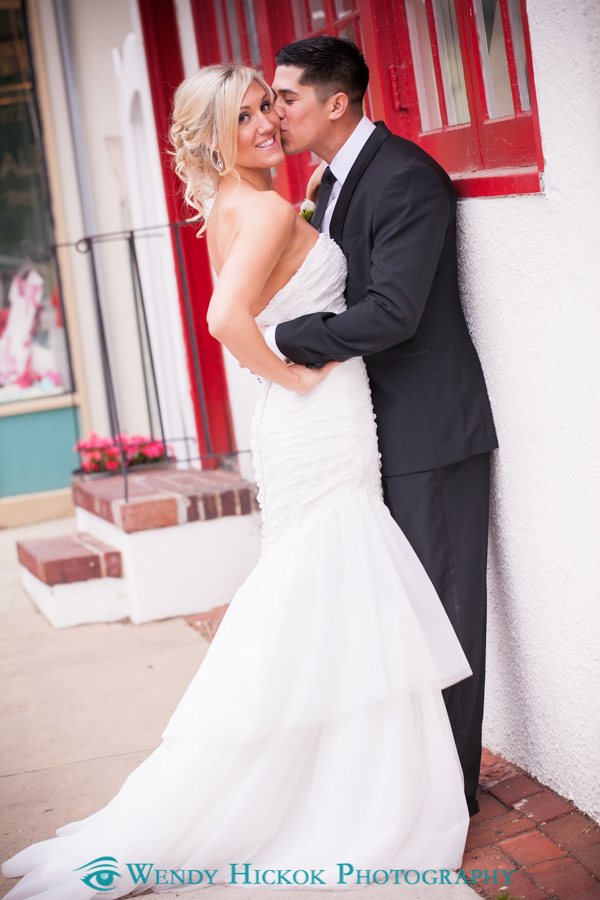 Courtney + Mike ♥ Courtney in Mikaella; BMs in Bill Levkoff ♥ Wendy Hickok Photography  (Annapolis, MD)