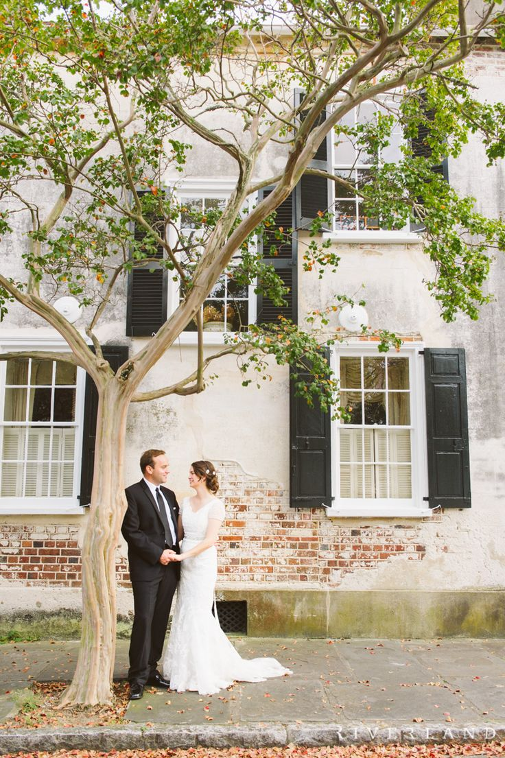Tera + Charles   on October 19, 2013 ♥ Riverland Studios at The Old Exchange and Provost Dungeon (Charleston, SC)