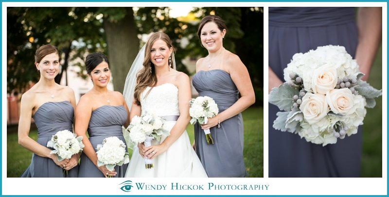 Michelle + Nate on May 18, 2013♥ Wendy Hickok Photography at the  Governor Calvert House (Annapolis, MD)
