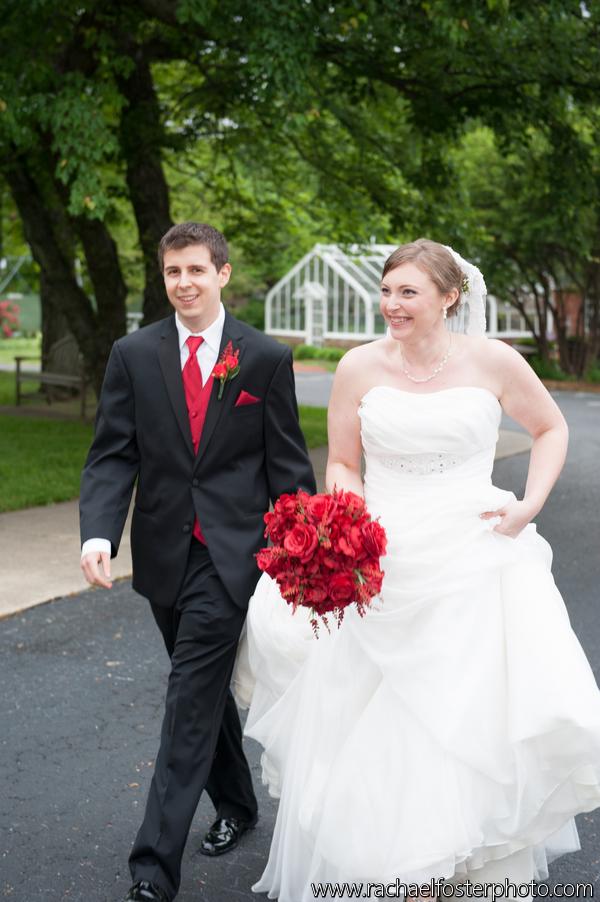 Melissa + Steve on May 18, 2013♥ Rachael Foster Photography at Hollin Hall (Alexandria, VA)