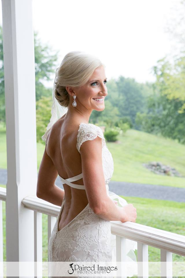 Taylor + Dan on August 3, 2013 ♥ Paired Images Photography at Riverside on the Potomac (Leesburg, VA)