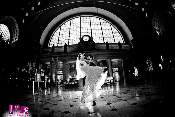 Devon + John on March 31, 2012 ♥ JPG Photography at Union Station (Washington DC)